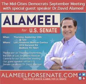 September 2014 flyer